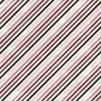 Sweaters & Hot Cocoa Stripe Paper