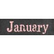 Sweaters & Hot Cocoa January Word Art