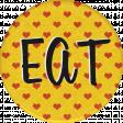 Taco Tuesday Eat Sticker
