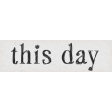 Taco Tuesday This Day Word Art Snippet
