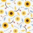 Reach For The Sun Sunflower Paper