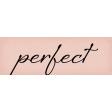 Sweet Blush Word Art Perfect
