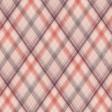 Sweet Blush Plaid Paper