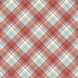 Positively Happy Plaid Paper 4