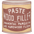 Project Endeavors Wood Filler Can