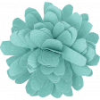 My Tribe Teal Flower