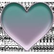 My Tribe Enamel Heart