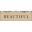 My Tribe Beautiful Label