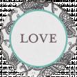 My Tribe Love Sticker