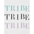 My Tribe - Tribe Journal Card 3x4