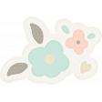 Nesting Flower Sticker