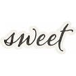 Nesting Sweet Word Art
