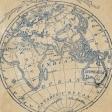 Around the World Map Paper