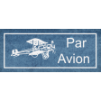 Around The World {In 80 Days} Par Avion Element