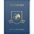 Around The World {In 80 Days} Passport Element