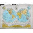 Around The World {In 80 Days} Scrap Globe Element