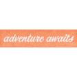 Around The World {In 80 Days} Adventure Awaits Word Art