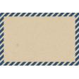Around The World Envelope 4x6 Journal Card