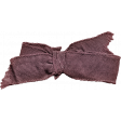 Vintage Memories: Genealogy Purple Bow