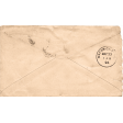 Vintage Memories: Genealogy Antique Envelope