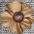 Vintage Memories: Genealogy Beige Flower
