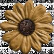 Vintage Memories: Genealogy Mini Kit Flower Element