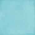 Retro Picnic Light Blue Solid Paper