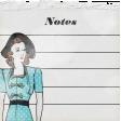 Retro Picnic Notes