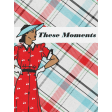 "Retro Picnic Journal Card These Moments 3""x 4"""