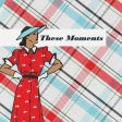 "Retro Picnic Journal Card These Moments 4""x 4"""