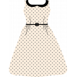 Lady's Dressy Occasion Templates Dress 3