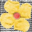 Peach Lemonade Yellow Flower