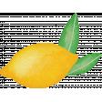 Peach Lemonade Lemon