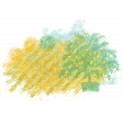 Peach Lemonade Paint Transfer