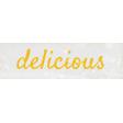 Peach Lemonade Delicious Word Art Snippet