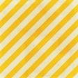 Peach Lemonade Bold Stripes Paper