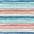 Nantucket Feeling {Sail Away} Watercolor Stripes Paper
