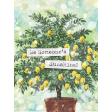 Peach Lemonade Someone's Journal Card 3x4