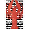 Nantucket Feeling {Sail Away} Watercolor Crustacean
