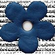 Nantucket Feeling {Sail Away} Dark Blue Flower