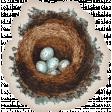 Cherish Nest Sticker
