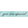 Cherish You Are Special Word Art