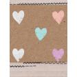 """Cherish Hearts Journal Card 3"""" x 4"""""""