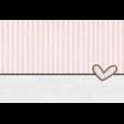 "Cherish Ticking Journal Card 4"" x 6"""