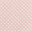 Cherish Peach Gingham Paper