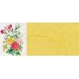 Tea in the Garden Flowers Label