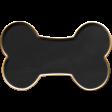 Furry Cuddles Dog Bone Chalkboard