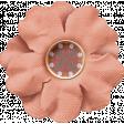 Furry Cuddles Pink Flower