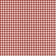 Furry Cuddles Red Check Gingham Paper