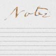 "Furry Cuddles Notes Journal Card 4""x4"""